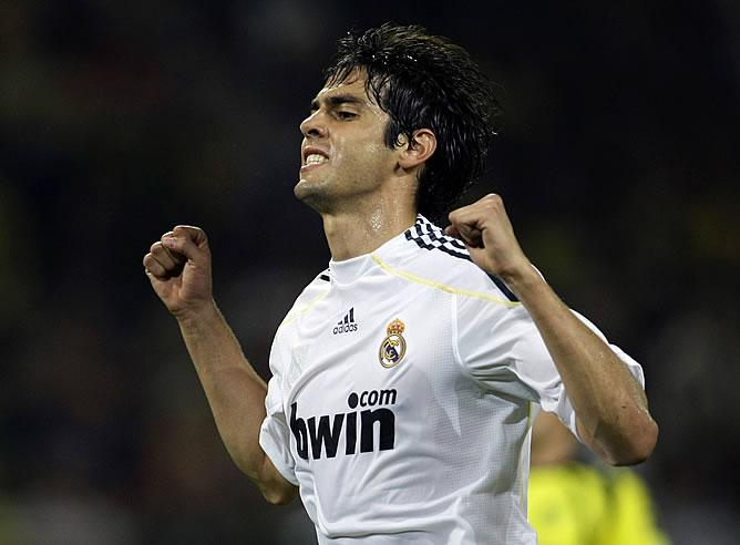Foto Kaka Real Madrid